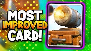 The NEW CANNON CART is INSANE! UNLIKELY COMBO DECK!