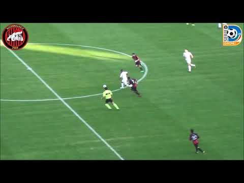 Bari - Nocerina 4-0: gli highlights della gara