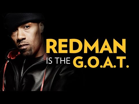 Redman: The Greatest Rapper Of All Time
