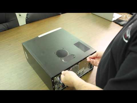 How To Remove The Hard Drive From An Old Computer Tower : Computer Hardware Help & More