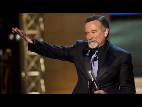 Robin Williams Farewell Tribute 1951 2014 with Pam Dawber ¸.•**