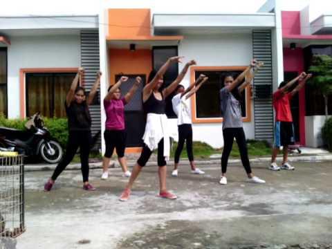 ZC zumba exercise 11 Gabriela