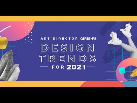 Design Trends of 2021 | Trends in Design for 2021