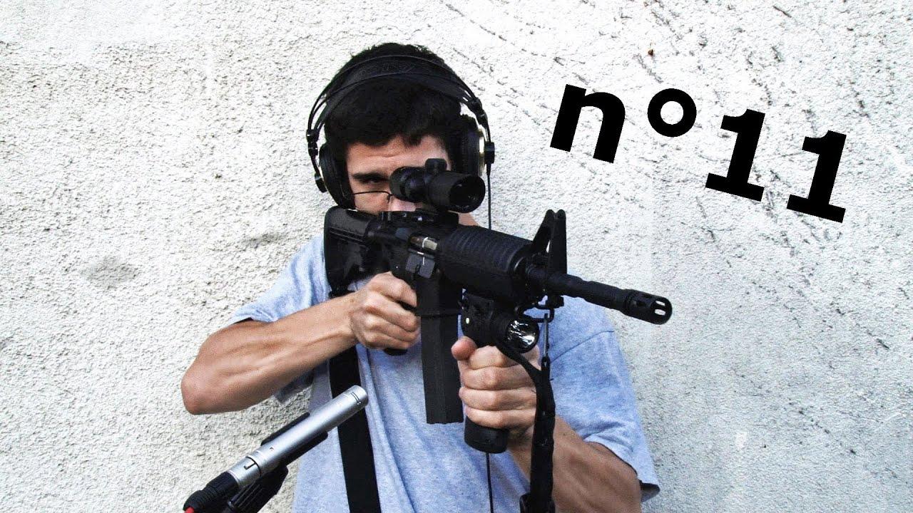 bruiteur n 11 fusil d assaut