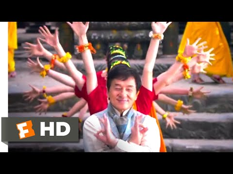 Kung Fu Yoga (2017) - Bollywood Meets China Scene (10/10) | Movieclips