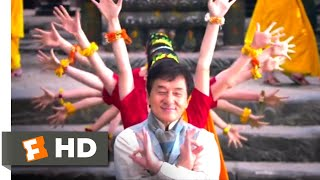 Kung Fu Yoga (2017) - Bollywood Meets China Scene (10/10) | Movieclips
