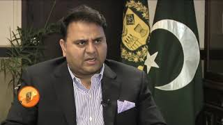 Pakistan Federal Information Minister on Media Crisis in Pakistan