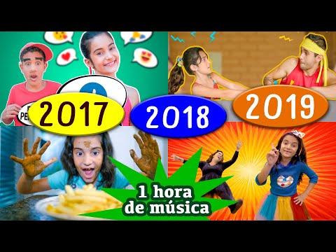 Yasmin Verissimo - Completo - 1 Hora de Música Infantil - 2019 - 2018 - 2017
