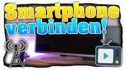 Handy mit Fernseher verbinden! - Smartphone Bildschirm auf TV übertragen! | Einfach | Tutorial