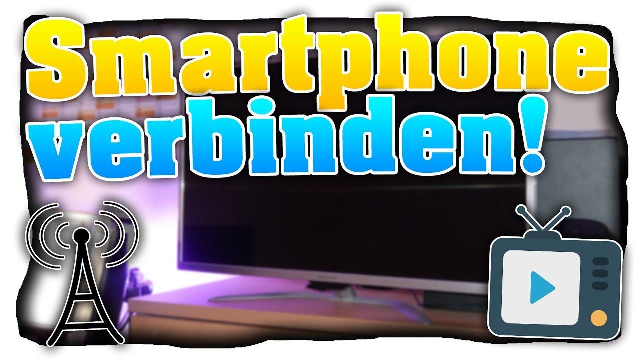 Smartphone Mit Tv Verbinden