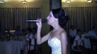 Сочи 2014 Свадьба Людмилы .подарок невесты жениху