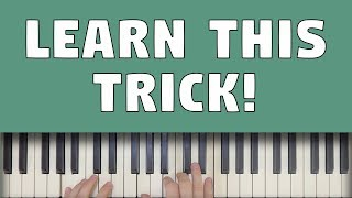 Use This Trick In Your Next Piano Solo