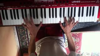 Piano Tutorial - Ay Compay - Richie Ray & Bobby Cruz