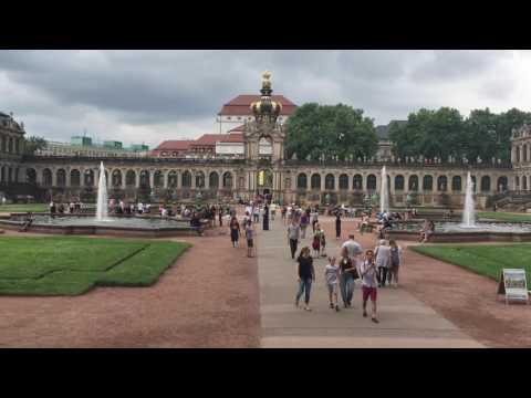 Mit PokemonGo durch Dresden