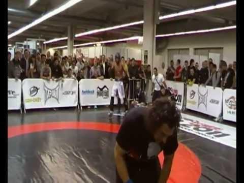 Yilmaz VS Daniel UFC 2012