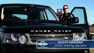2010 Range Rover Sport Video Car Review - NRMA Drivers Seat
