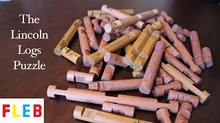 The Lincoln Logs Puzzle