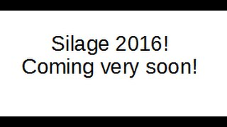 Silage 2016 Teaser By TechnoMoffat