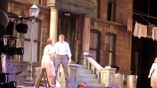 Frank Maurrant in STREET SCENE - Zachary James