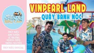 CHIẾC XE MÀU CAM| LẦN ĐẦU ĐI VINPEARL LAND CÙNG ĐẬU PHỘNG TV | THE FIRST TIME IN VINPEARL LAND