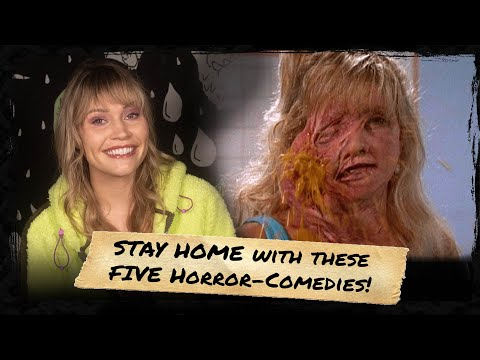 Stay Home and Watch These 5 Horror-Comedies!