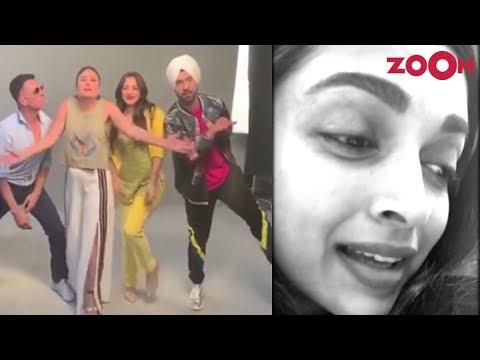 Akshay Kumar, Kareena, Kiara and Diljit take Bala challenge | Deepika's special gesture for her fans Mp3