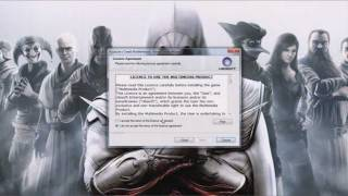 How To Install Assassins Creed Revelations,1,2 &Brotherhood  Free (Pc)*SKIDROW*