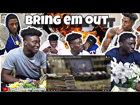NBA YoungBoy – Bring 'Em Out (Official Video)*REACTION*