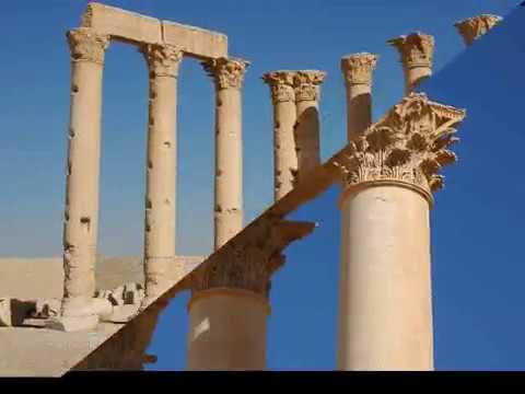 PALMYRA - SYRIA PHOTO TOUR