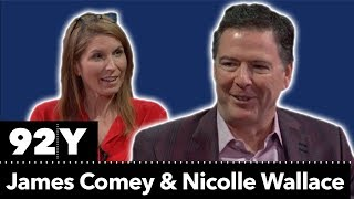 James Comey in Conversation with Nicolle Wallace