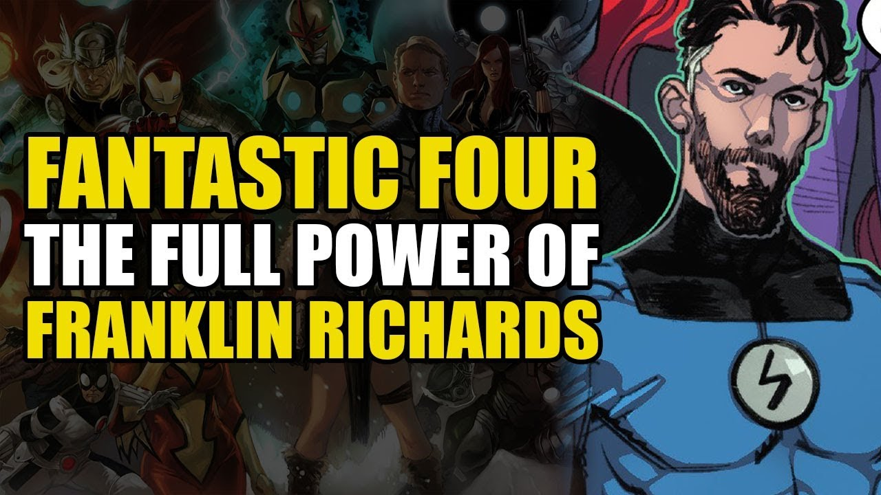 the full power of franklin richards defeated marvel fresh start
