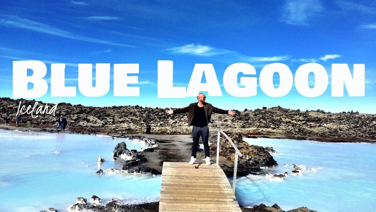 SWIM in the Blue Lagoon│Iceland