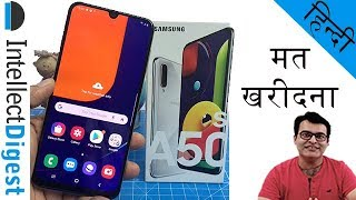 DO NOT BUY Samsung Galaxy A50s Before Watching This- Pros and Cons Review in Hindi