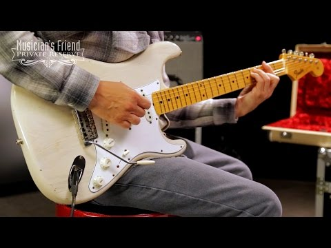 Fender Custom Shop Maple Fingerboard Postmodern Journeyman Relic Stratocaster Electric Guitar