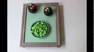 How To: Upcycled Picture Frame Serving Tray