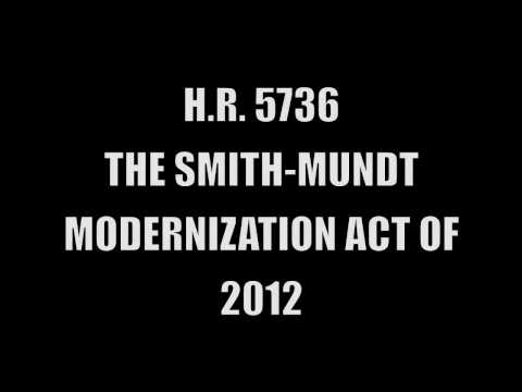 HR-5736 Smith Mundt Modernization Act of 2012