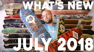 Whats New For July 2018 - Motion Boardshop