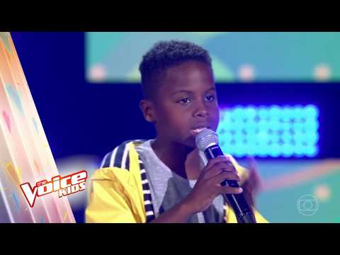 Jeremias Reis canta &39;Sementes do Amanhã&39; na Audição – The Voice Kids Brasil  4ª Temporada