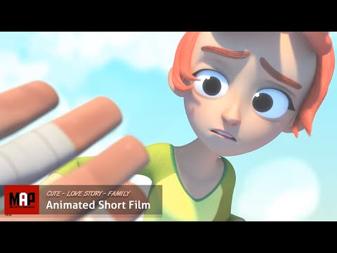 "CGI 3D Animated Short Film ""JINXY JENKINS & LUCY LOU"" Cute Romantic Animation by Ringling"