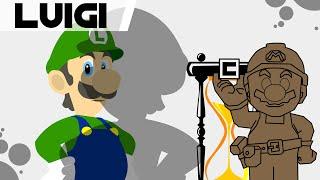 The Story of Luigi - Escaping Mario's Shadow