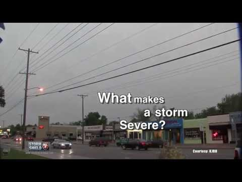 3 Things that Make a Severe Storm (and 2 that Don't)