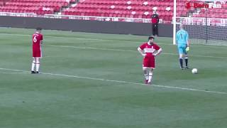 MATCHDAY - The Teesside family foundation football charity match