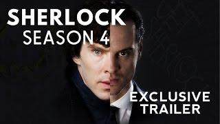 Sherlock Series 4 Promo - BBC Trailer