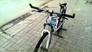 Video review xe đạp thể thao mtb trinx m136 2016