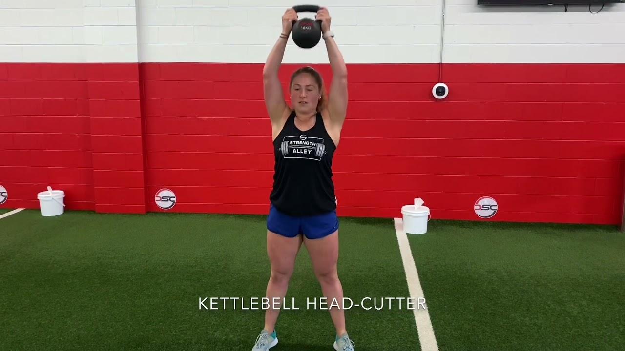 Kettlebell Head-Cutter