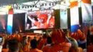 Wilhelmus, Live & Radio 538 Oranje Kampioenenfeest