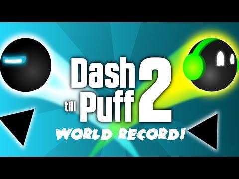 DASH TILL PUFF 2 UPRISE WORLD RECORD! + GAMEPLAY 2.0 (Comentando cositas!) - Bycraftxx