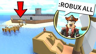 WIE OP KANN ROBUX MAKE YOU in PIRATE SIMULATOR?? ( Roblox )