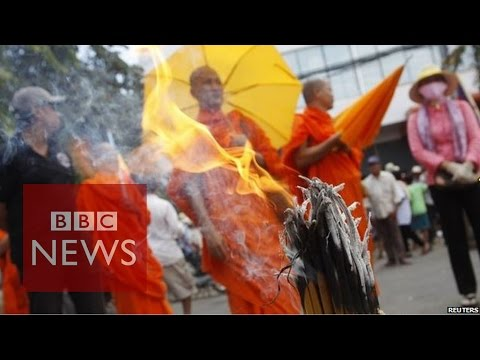 Vietnamese 'targeted' in Cambodia - BBC News