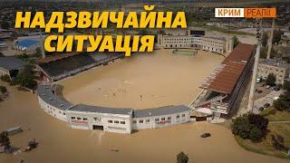 Крим. Повені та аномальні зливи у Керчі  Крим.Реалії
